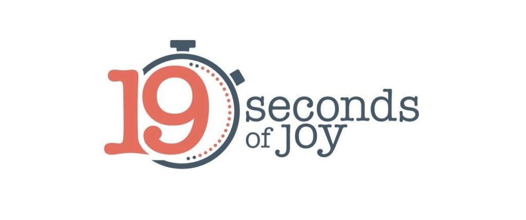 19 Seconds of Joy logo