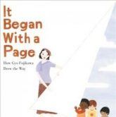 It Began With a Page by Kyo Maclear and Julie Morstad