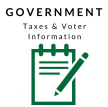 Government and Legal Resources