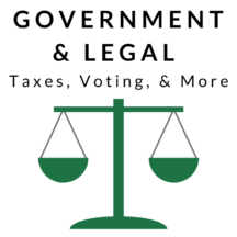 Government & Legal Resources
