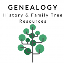 History and Genealogy Resources