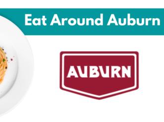 Eat Around Auburn Prize Pack