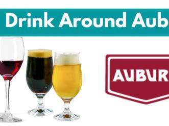 Drink Around Auburn Prize Pack