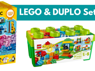 LEGO & DUPLO Sets