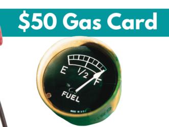 $50 Gas Card